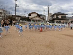 自由参観マラソン8