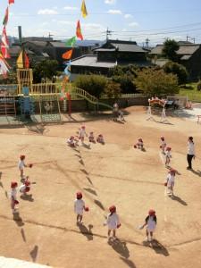 運動会年中遊戯8
