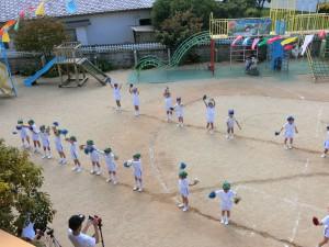 運動会年中遊戯1