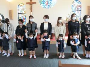 4月入園式9