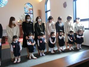 4月入園式8