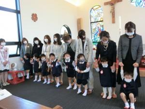 4月入園式10